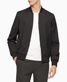 Calvin Klein Men's Regular Fit Bomber Jacket