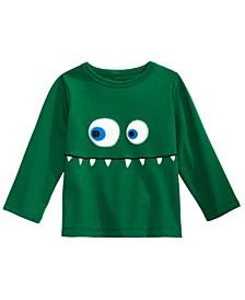 Toddler Boys Monster Face T-Shirt, Created For Macy's