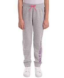 Big Girls Logo Sweatpants
