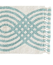 Ltd Fringed Waves Rug