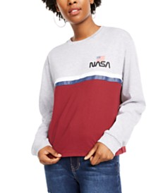Freeze 24-7 Juniors' NASA Top