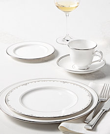 Lenox Federal Platinum Dinnerware Collection