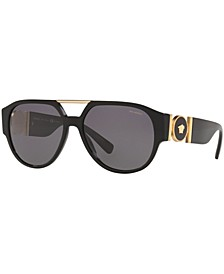Polarized Sunglasses, Created for Macy's, VE4371 58