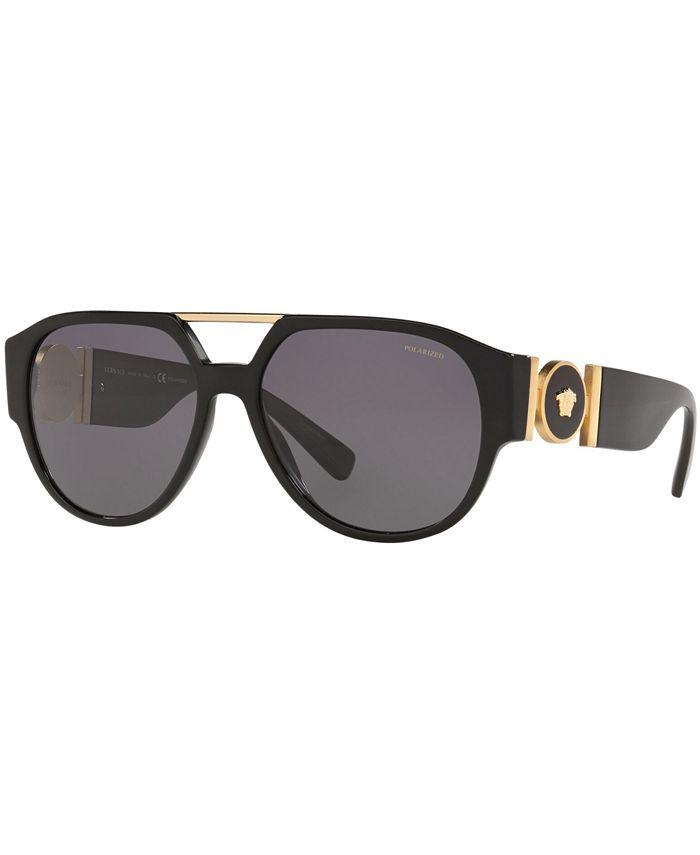 Versace - Polarized Sunglasses, VE4371 58
