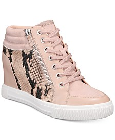 ALDO Women's Kaia Wedge Sneakers