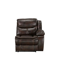 Hollingsworth Right Facing Manual Motion Sectional Recliner