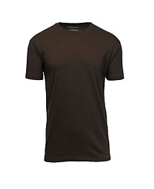 Galaxy By Harvic Men's Crew Neck T-Shirt