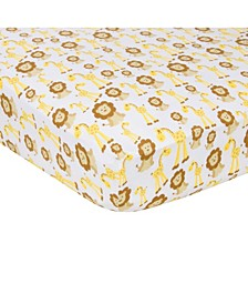 Micacle Baby Boys and Girls Muslin Crib Sheet