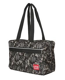 Twill Duffel Tote Bag
