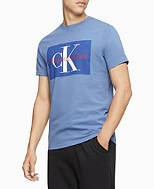 Men's Monogram Logo-Print T-Shirt, Created for Macy's