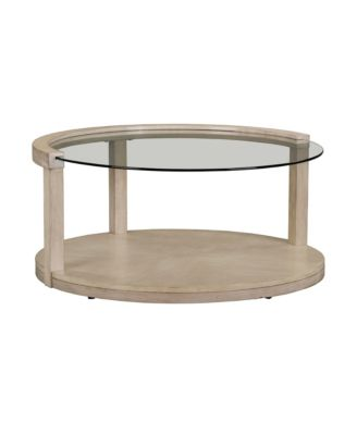 Cleo Round Cocktail Table