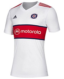 Men's Chicago Fire Secondary Replica Jersey