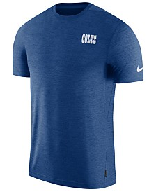 Nike Men's Indianapolis Colts Coaches T-Shirt