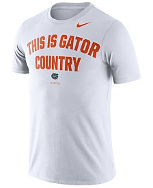 Nike Men's Florida Gators Dri-FIT Local Verbiage T-Shirt