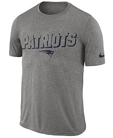 Nike Men's New England Patriots Legend Lift Reveal T-Shirt
