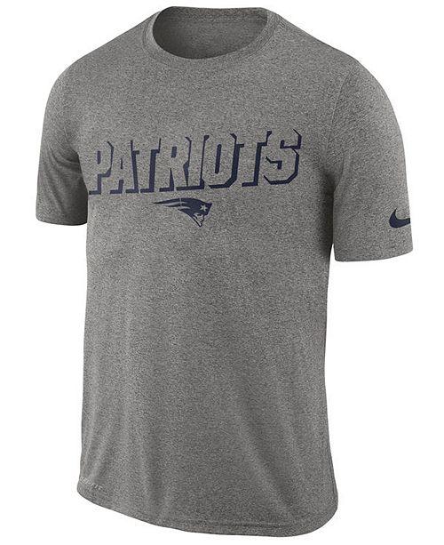 Nike Men's New England Patriots Legend Lift Reveal T-Shirt