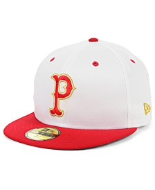 New Era Pawtucket Red Sox Retro Stars and Stripes 59FIFTY Cap