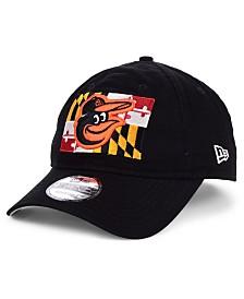 New Era Baltimore Orioles Flag Fill 9TWENTY Cap