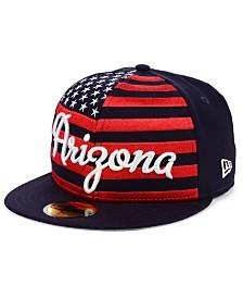 New Era Arizona Diamondbacks Retro Big Flag 59FIFTY Cap