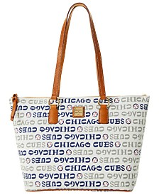 Dooney & Bourke Chicago Cubs Wren Zip Tote