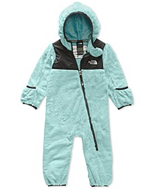 Baby Boys Water Resistant Fleece Coverall