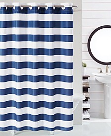 Shower Curtain Cabana Stripe