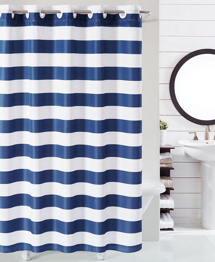 Hookless - Shower Curtain Cabana Stripe