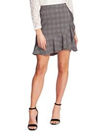 CeCe Plaid Skirt