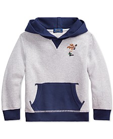 Polo Ralph Lauren Toddler Boys Knit Hoodie