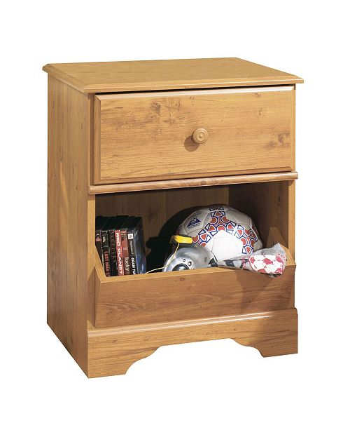 South Shore Little Treasures Nightstand