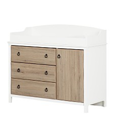 South Shore Catimini Changing Table