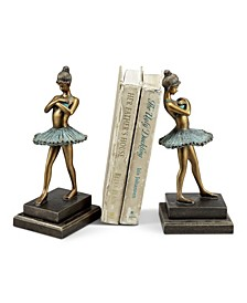 Home Ballerina Bookends
