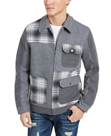 American Rag Men's Miles Blocked Jacket