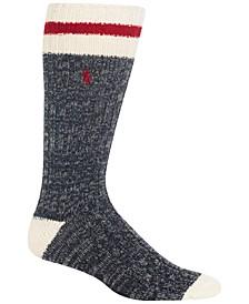 Men's Marled Boot Socks