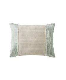 "Daphne 16"" X 20"" Jacquard Decorative Pillow"