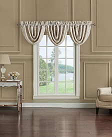 Shelah Waterfall Valance Set Of 3