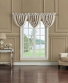 Waterford Shelah Waterfall Valance Set Of 3