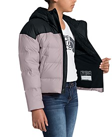 Little & Big Girls Moondoggy Down Hooded Jacket