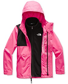 Little & Big Girls Mt. View Hooded Triclimate Jacket