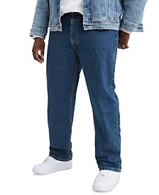 Levi's Big and Tall 505 Original-Fit Jeans