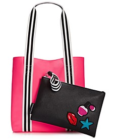 Receive a Free Pink Tote with any Select Holiday Set purchase
