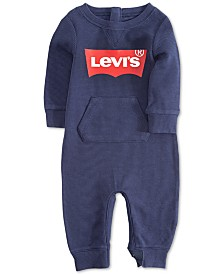 Levi's® Baby Boys & Girls Waffle Thermal Coverall