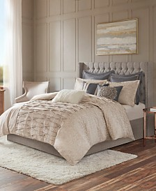 Madison Park Signature Allure 9-Pc. Comforter Sets