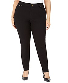 Plus Size Skinny Pants