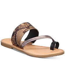 Billyne Flat Sandals