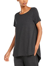 Eileen Fisher High-Low T-Shirt, Regular & Petite