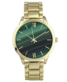 INC Women's Gold-Tone Bracelet Watch 39mm, Created for Macy's