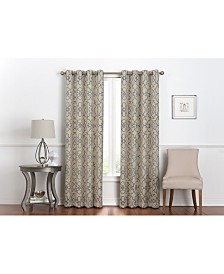 Regal Home Villa Blackout Grommet Curtain