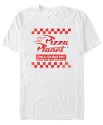 Back to the Future Pizza Hut Crew Tee-Shirt