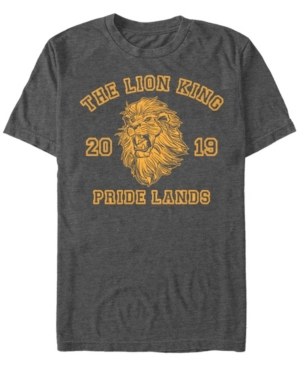 Live Action Mufasa Pride Lands Poster Short Sleeve T-Shirt